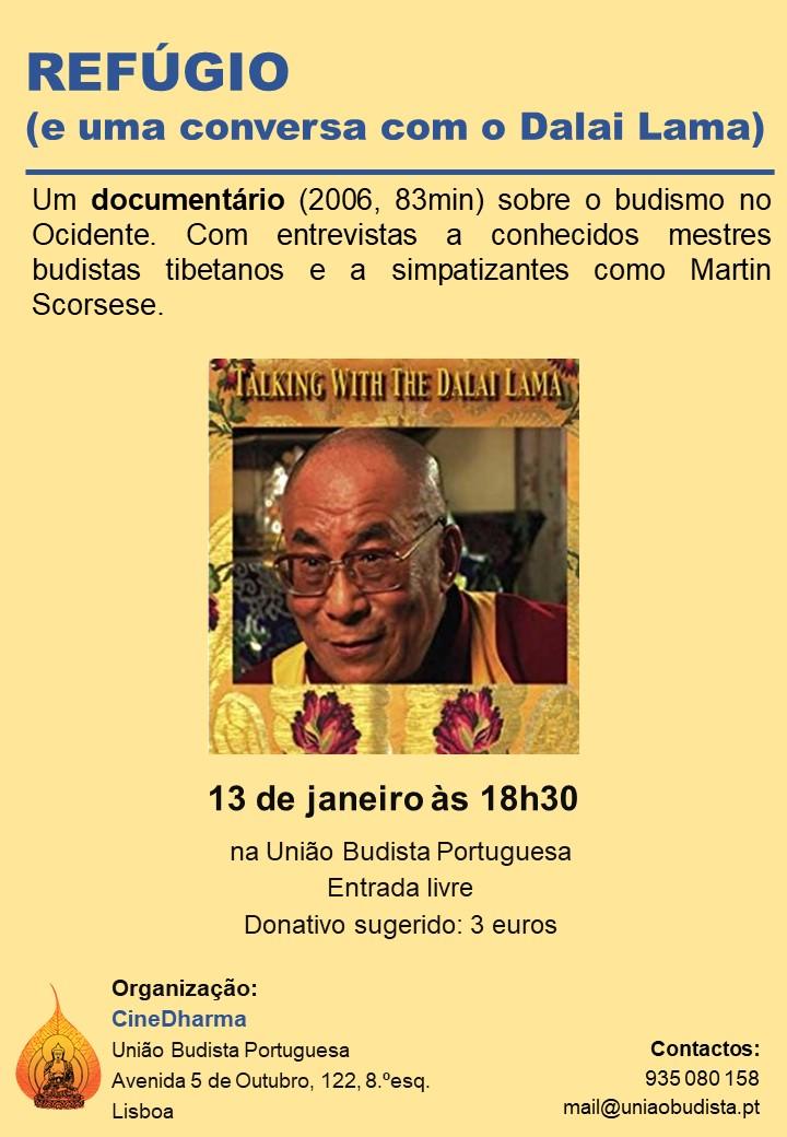 refúgio + conversa com o dalai lama (1)