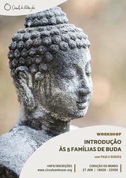 UBP -CES_ 2018.06.27 Introdução às Cinco Famílias de Buda