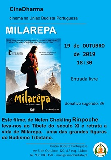 filme Milarepa pequeno