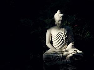 meditation buddha peq